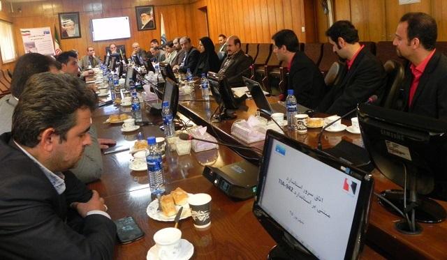 اولین اتاق سرور بومی استان قزوین